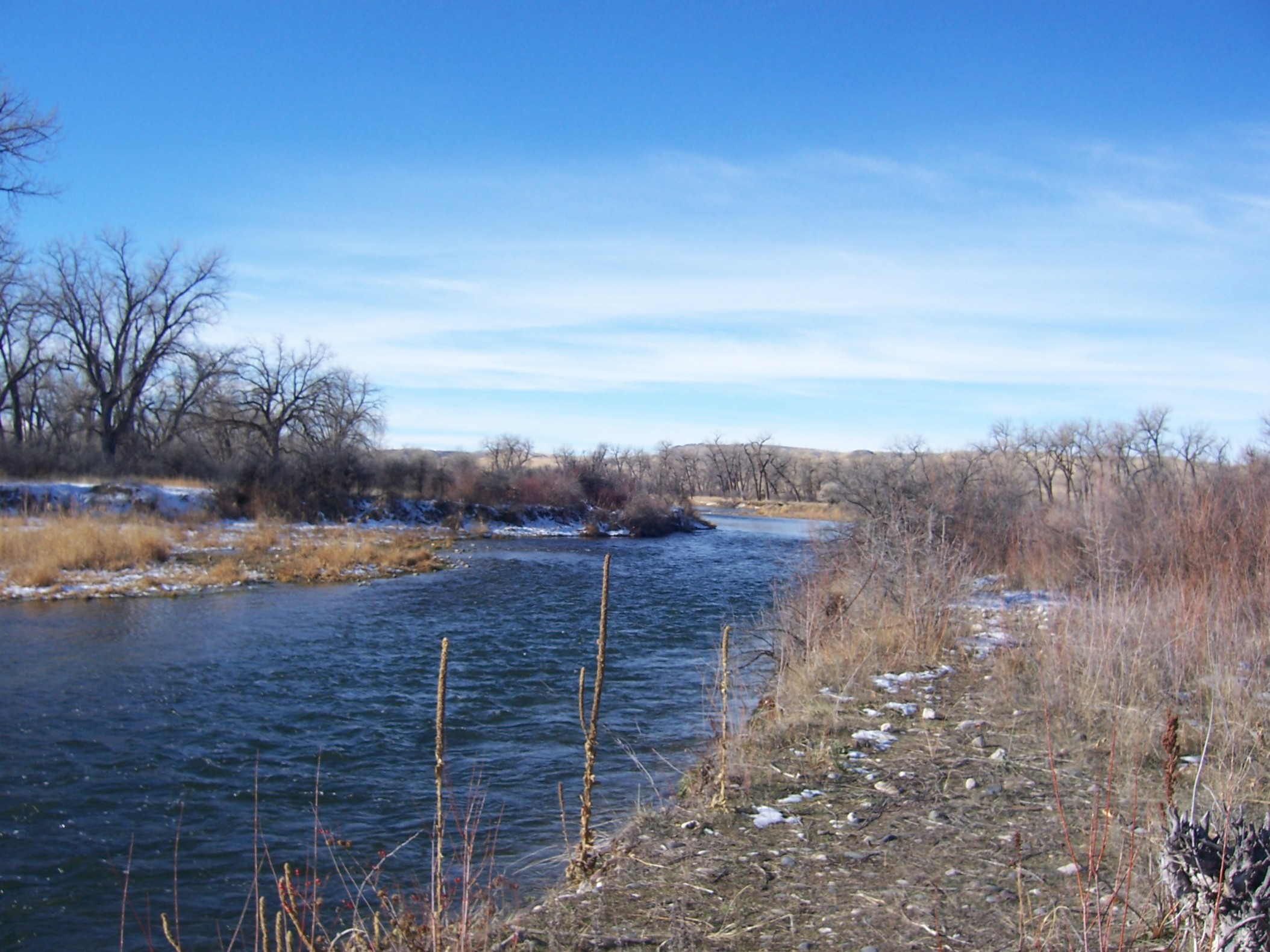 The Big Horn River